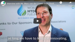 Marc van der Linden Interview Icon