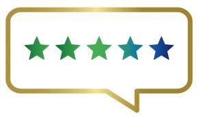 5 Stars Attendee Satisfaction