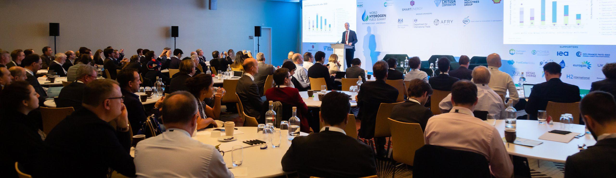 2nd World Hydrogen Summit