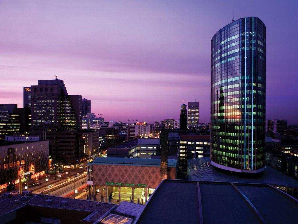 Postillion Hotel Rotterdam